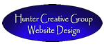 Mobile-Friendly Website Design Created by Hunter Creative Group.